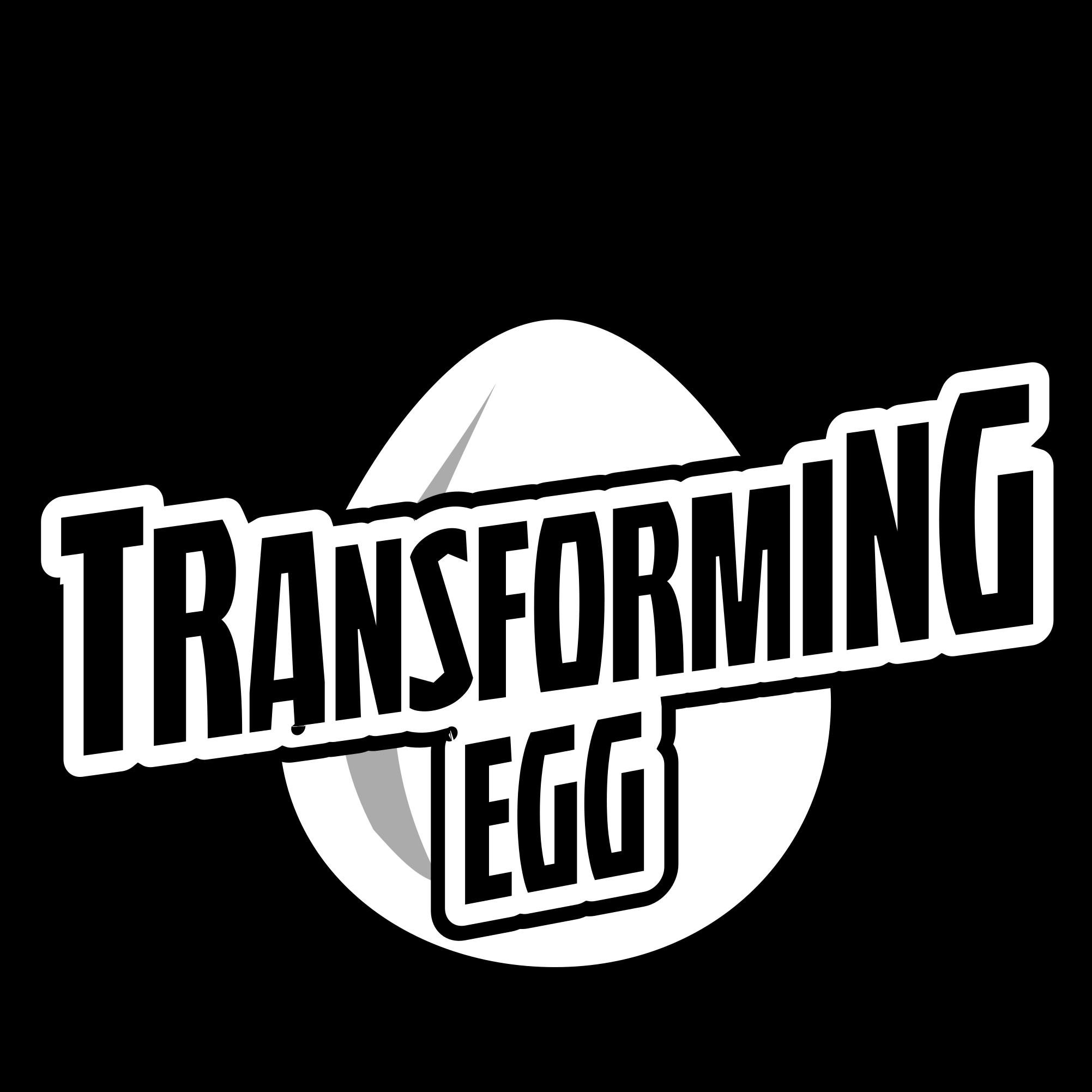 Transforming Egg Art