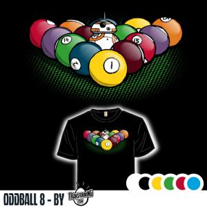 Oddball 8
