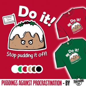 Pudings Against Procrastination