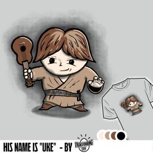 His Name Is Uke