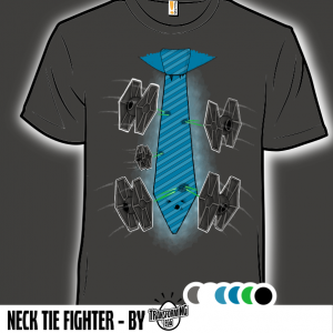 Neck Tie Fighter